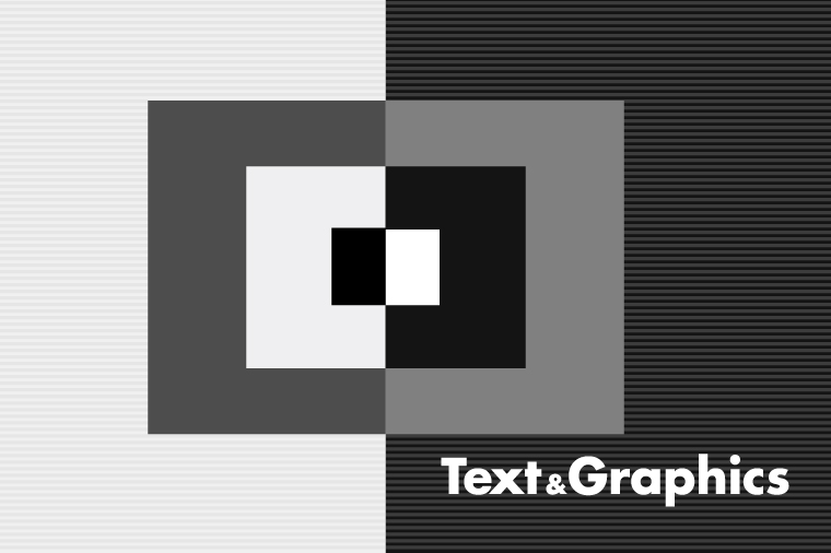 Text & Graphics